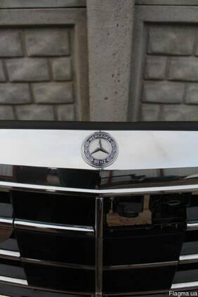 Передний бампер Решетка радиатора Mercedes W222 2013-2015