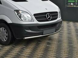Передняя нижняя дуга ST008 (нерж. ) Mercedes Sprinter. ..