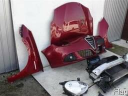 Передок Alfa Romeo Giulietta Альфа Ромео разборка запчасти