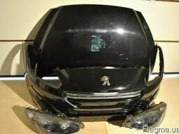 Передок крило капот бампер фари Peugeot RCZ Пежо