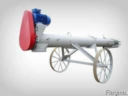 Передвижной шнековый транспортер Горизонт