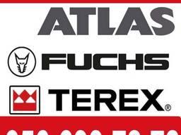 Перегружатель металлолома Atlas MH-350 2010г 14430 моточасов