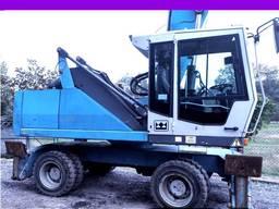 Угольный погрузчик Fuchs MHL 360 2012г 7300 моточасов Фукс