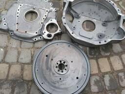 Кожух сцепления для двигателя Д-144 под КПП ГАЗ-52/ГАЗ-53