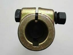 Переходник карданного вала (втулка 35 мм, вал 8 шлицов) цинк