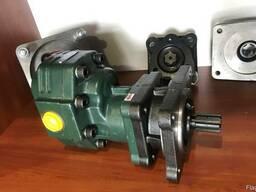 Переходник для установки импортного насоса вместо НШ32, НШ50