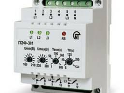 Переключатель фаз электронный ПЭФ-301