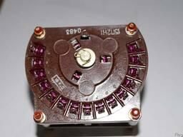 Переключатель ПГК 11П2Н - 6А, 3П6Н - 6А, Переключатель 15П2Н