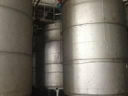 Перемешивающая емкость ( термосбраживатель ) 16м3 - 20м3
