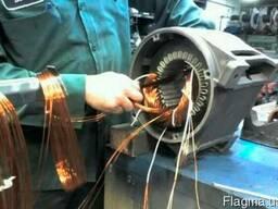 Перемотка электродвигателей в Симферополе