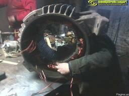 Перемотка крановых электродвигателей типа МТФ, МТКФ