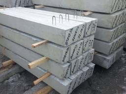 Перемычки оконные и дверные 10ПБ 21-27п 285 кг