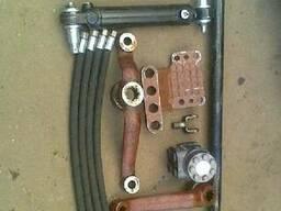 Переоборудование ГУРа МТЗ-80 под насос-дозатор