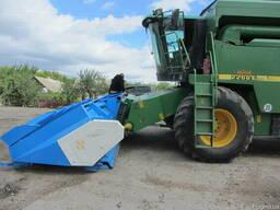 Переоборудование кукурузных КМС-6, -8 для импортных комбайнов - фото 2