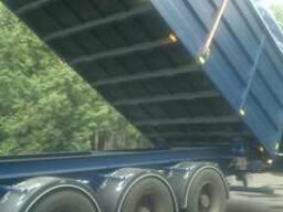 Переоборудование кузовов под зерновоз
