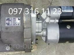 Переоборудование ПДМ-10 под стартер (с редукторным стартером
