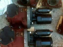 Переоборудование под стартер МТЗ Двигатель Д-240