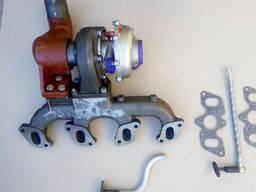 Переоборудование под турбину на МТЗ ЮМЗ ТКР-6, 7 Зил бычок