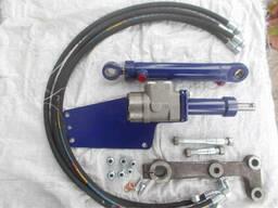 Переоборудование рулевого трактора Т-150 под дозатор