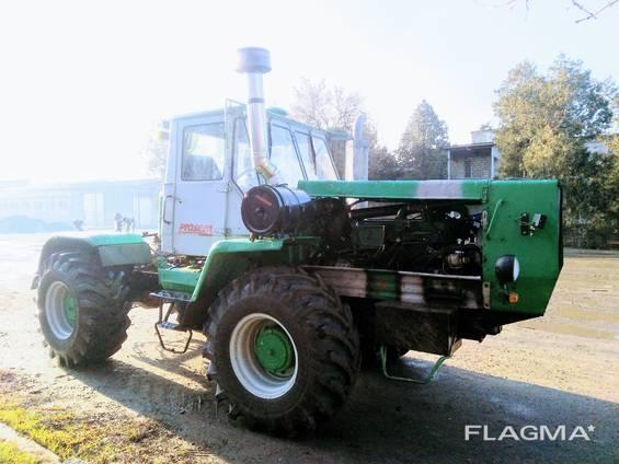 Переоборудование тракторов Т-150К, ХТЗ 17221 на двигатель Volvo 275 л. с.