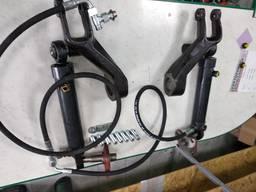 Переоборудование навески (Усиление) трактора МТЗ 80 82 892