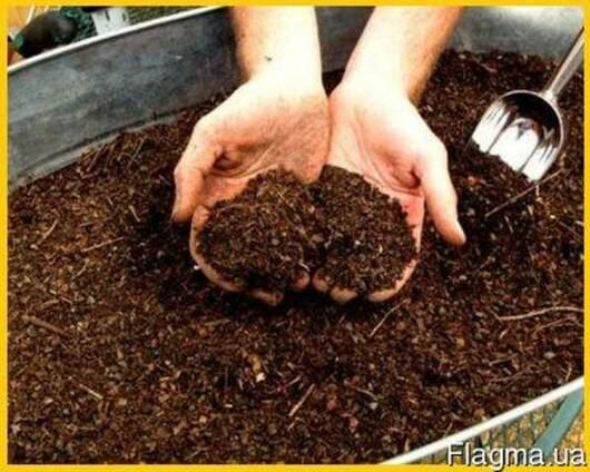 Перепелиный помет, эко - удобрение.
