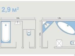 Ванная Комната Двери/Мебель Сантехника