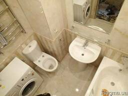 Перепланировка ванны, перепланировка санузла (туалета)