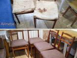 Перетяжка и ремонт мягкой мебели в Киеве - фото 13