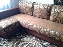 Перетяжка мягкой мебели!