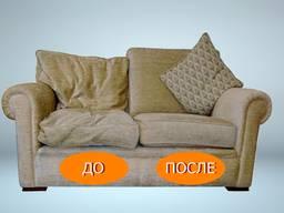 Перетяжка мягкой мебели Донецк Макеевка с выездом на дом от 1500 руб.