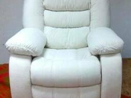 Перетяжка мягкой мебели в Буче, ЖК Буча Квартал - фото 3