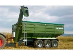 Перевантажувач зерна. Оренда або Послуга в комплексі з трактором та екіпажем