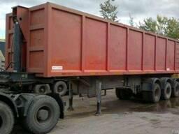 Перевезем металлолом 40 тонн, 80 куб. м.