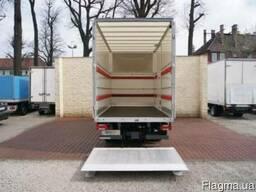 Перевезення меблiв та делiкатних речей спецiалiзованим авто.