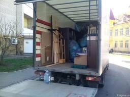 Вантажні перевезення. Перевезення меблiв. Квартирний переїзд