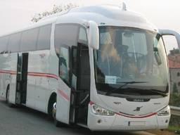 Перевезення - оренда автобуса, мікроавтобуса, авто Львів.