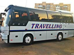Перевезення пасажирів автобусом Неоплан 32 місця