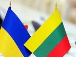 Перевезення Україна- Прибалтика