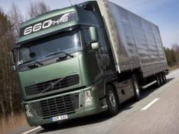 Перевозка грузов из Болгарии в Украину