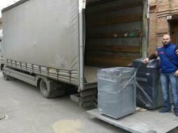Перевозка грузов. Верхняя, задняя, боковая загрузка, г/борт