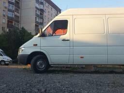 Перевозка грузов весом до 2т.из европи в Украину!Качественно