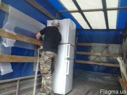 Перевозка холодильника Киев, Перевезти холодильник