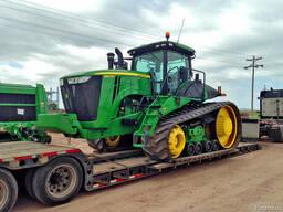 Перевозка комбайна сельхозтехники сеялки трактора опрыскиват