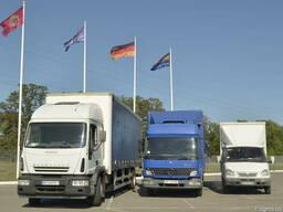 Перевозка мебели и грузов, грузоперевозки по Украине.