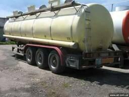 Перевозка наливных грузов автомобильным транспортом
