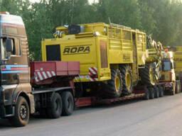 Перевезення негабаритних вантажів в Хмельницьку