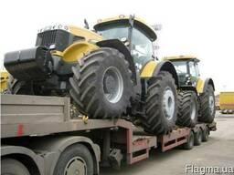 Перевозка сельхозтехники: комбайнов тракторов сеялки и др
