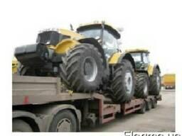 Перевозка сельхозтехники: комбайнов тракторов сеялки опрыск