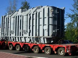 Перевозка трансформаторов Белазов оборудования конструкций